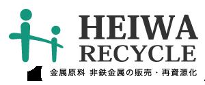 HEIWA RECYCLE 金属原料 非鉄金属の販売・再資源化